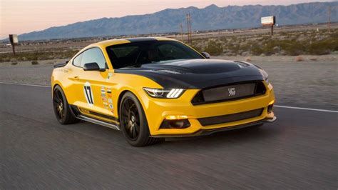 shelby terlingua mustang review with photos specs and price