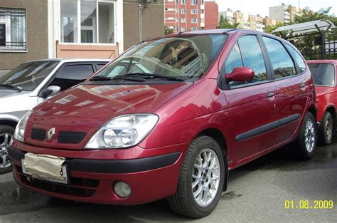 renault scenic 2001 used 2001 renault scenic photos 1800cc gasoline ff