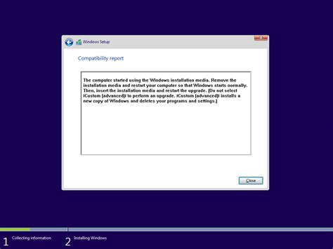 install windows 10 lose files how to install windows 10 v1511 build 10586