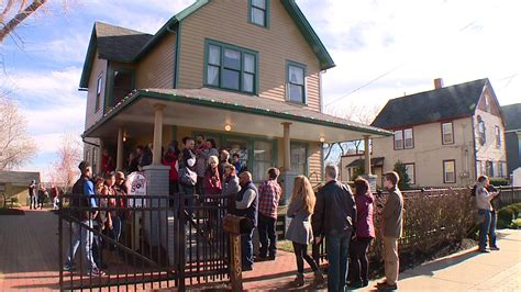 christmas story house a christmas story house starts taking reservations for overnight guests fox8 com