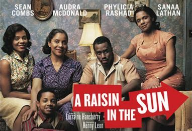 how does hansberry use asagai to reflect the theme of a raisin in the sun file raisin in the sun 2008 jpg wikipedia
