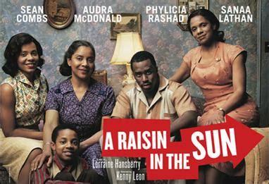 a raisin in the sun a look at themes a raisin in the sun 2008 film wikipedia