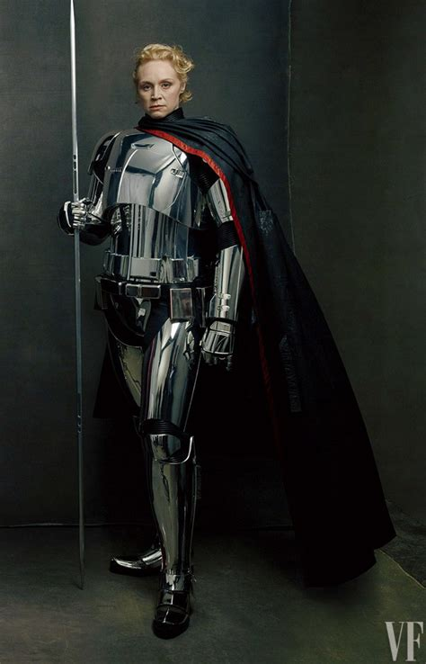gwendoline christie is a commanding rpggamer org characters d6 phasma as of the last jedi