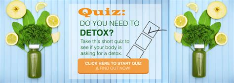What Does A Detox Do To You by Do You Need To Detox
