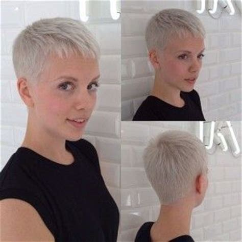 super short haircuts for women with gray hair 17 charming super short hairstyles pretty designs