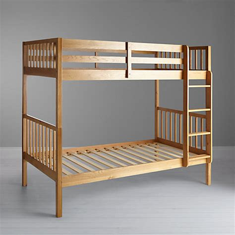 bunk beds lewis buy lewis story time bunk bed oak lewis