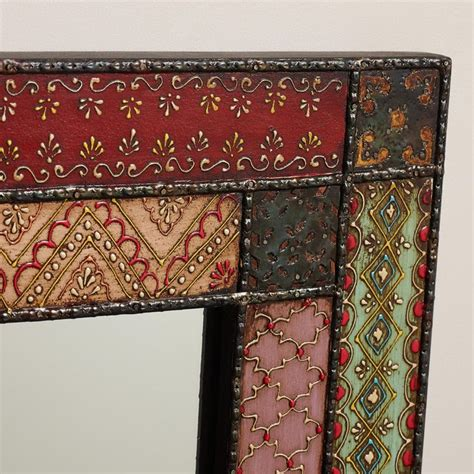 Patchwork Mirror - patchwork kavana mirror world products and world market