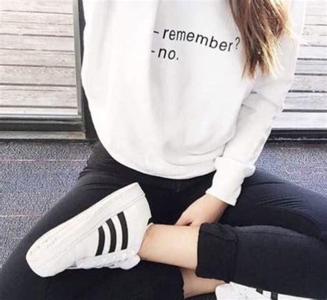 The Remembers Sweater sweater sweatshirt white sweater cool cool