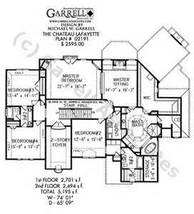 chateau lafayette house plan house plans by garrell free french country house plans french country house floor