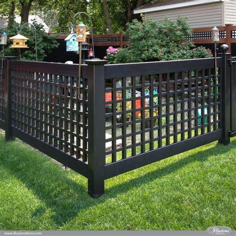 Small Lattice Fence Panels Best 20 Lattice Fence Ideas On Patio Fence