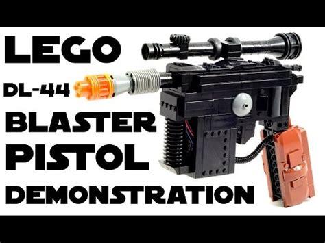 Kyebae Ag Blaster Set Terlaris lego x wars han solo s dl 44 blaster concept by julius brunk