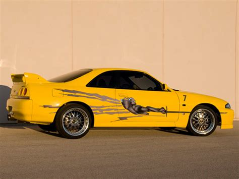 fast and furious yellow car fast and furious cars rendered to 2017 spec drivespark