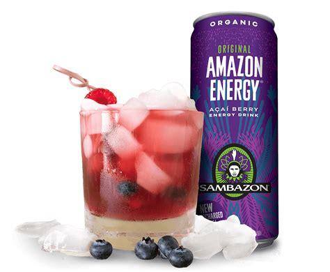 energy drink png organic energy drinks sambazon