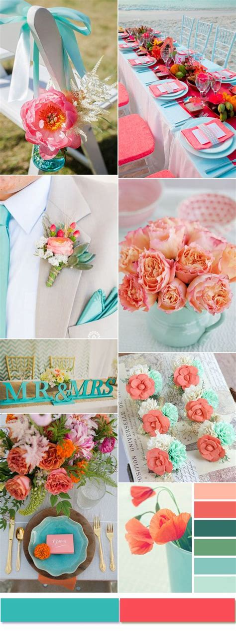 25 best ideas about turquoise wedding decor on teal wedding decorations coral teal