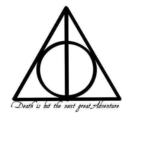 deathly hollows tattoo deathly hallows design 1 by isyth on deviantart