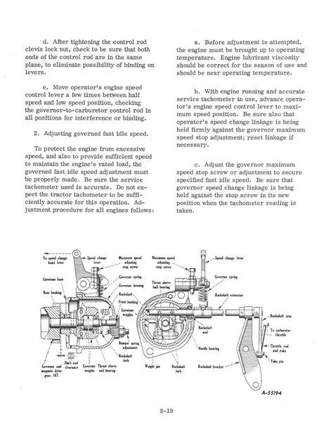 code section 1411 cub carburator adjustment farmall cub