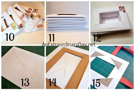 How To Make Letter Box With Paper - how to make a faux letters box an extraordinary day