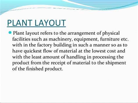 layout of dairy plant ppt plant layout ppt by me