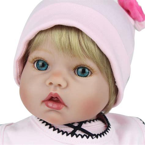 design reborn baby doll aliexpress com buy new design 50cm silicone reborn baby