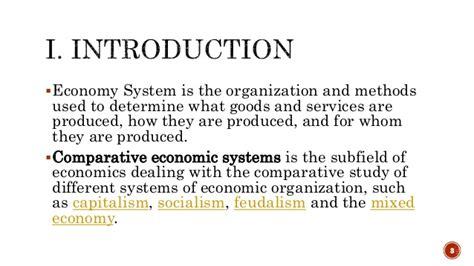 comparative economics in a transforming world economy mit press books comparative economies system