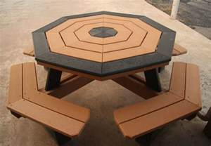 Octagon Patio Table Octagon Patio Furniture Free Home Design Ideas Images