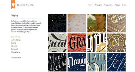 graphic design portfolio layout exles 60 clean and simple exles of portfolio design