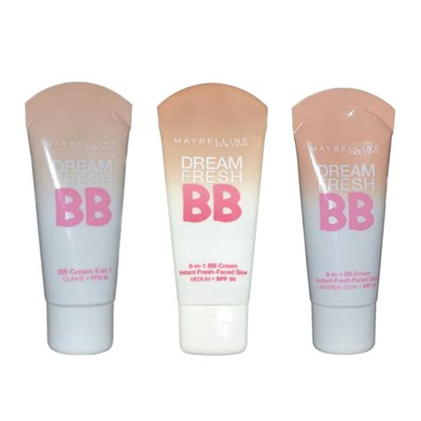 Maybelline Fresh Bb maybelline fresh 8 in 1 bb choose your shade