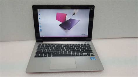 Second Laptop Asus S200e preowned asus s200e i3 1 8ghz touch 299 for sale in