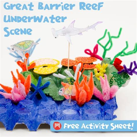 reef craft best 25 coral reef craft ideas on when is