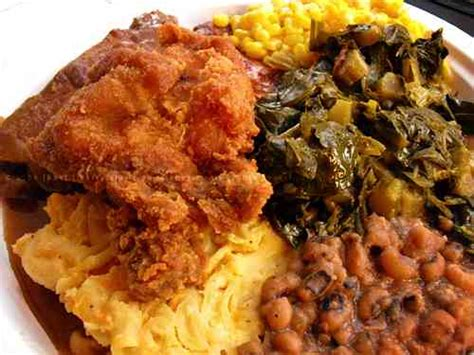 A Soul Food by A Gastronomic Tour Through Black History Bhm 2012 The