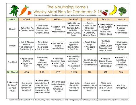 bi weekly meal planner template meal plan template excel virtuart me