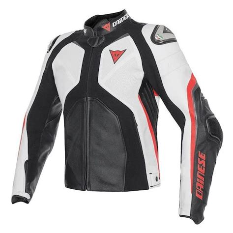 Dainese Fast Perforated Leather dainese rider perforated leather jacket revzilla