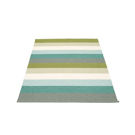 Plastic Kitchen Rugs Molly Plastic Rug 140 Cm Wide Forest Pappelina