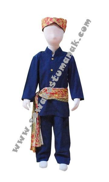 Baju Adat Betawi Anak pakaian adat betawi baju adat betawi sewa kostum anak jakarta dan indonesia