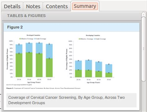 tables and figures in research paper quicker literature reviews with the mendeley desktop 1 11