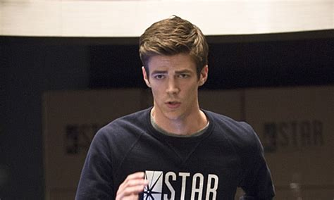 Whats On Allens Out by What S Wrong With Barry Allen The Flash Passing Out Is