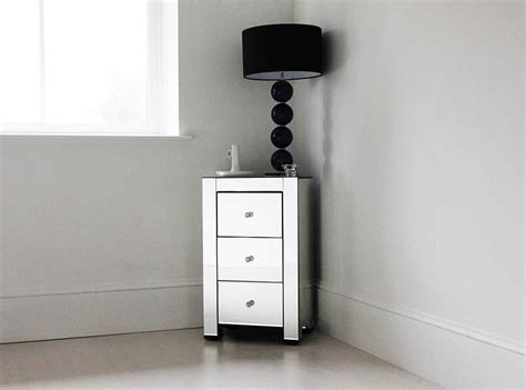 Affordable Mirrored Nightstand Mirrored Nightstand Cheap All About Home Design