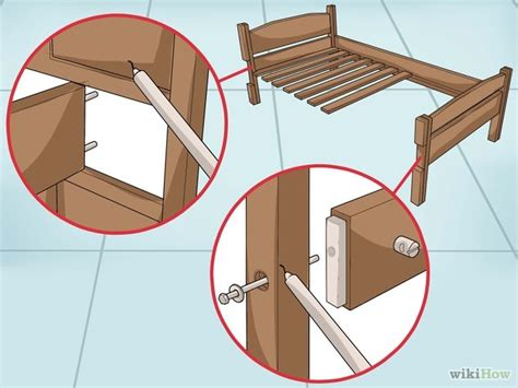 How To Stop A Bed Frame From Squeaking How To Fix A Squeaking Bed Frame