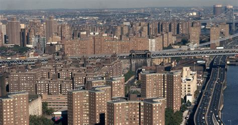 New Housing Authority by Audit Slams The New York City Housing Authority For