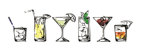 cocktail logo draft cocktails the big trend the cocktail lounge