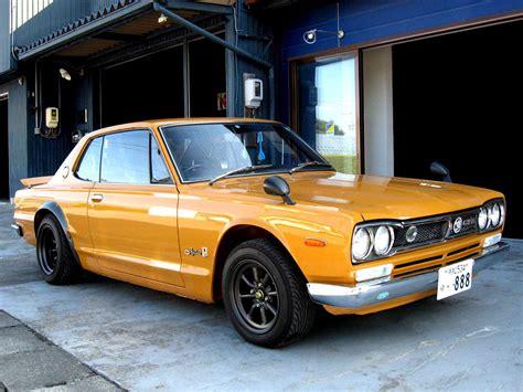 1967 nissan skyline hakosuka kpgc10 the box skyline news4cars