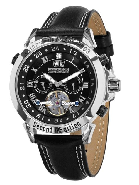 Guess Collection Gc Rip Curl Swiss Army Diesel Guess calvaneo 1583 astonia brilliant platin quot second edition quot 5000 limited