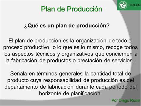 que es layout produccion plan de producci 243 n ppt descargar