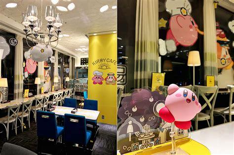E Anime Loja by Nintendo Abre Seu Primeiro Restaurante No 227 O Kirby Caf 233