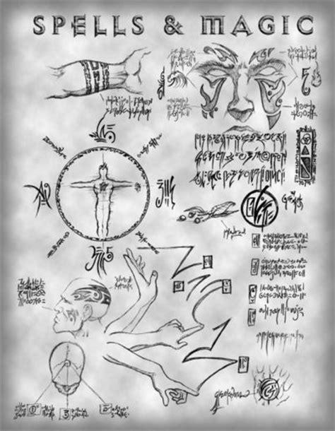 Ancient Witchcraft Symbols | edit ] The Nature of Magic