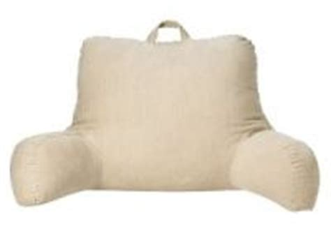 armchair shaped pillow bed rest pillows handicapped equipment