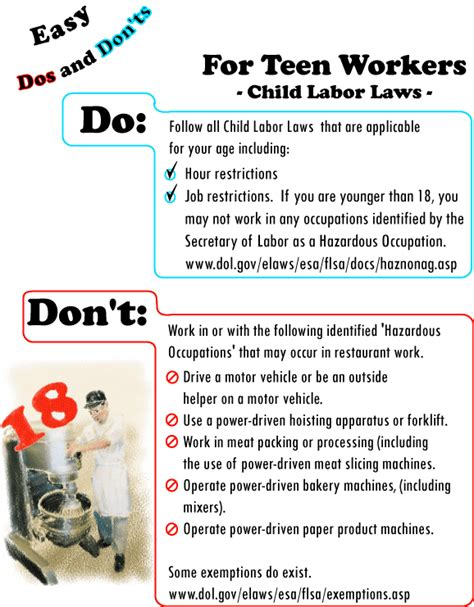 youth worker safety in restaurants etool safety poster safe osha food safety regulations 28 images right to osha