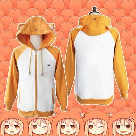 Himouto Umaru Chan Cape Jubah Umaru Doma Kostum Anime himouto umaru chan doma umaru pullover hoodie qualit 228 t