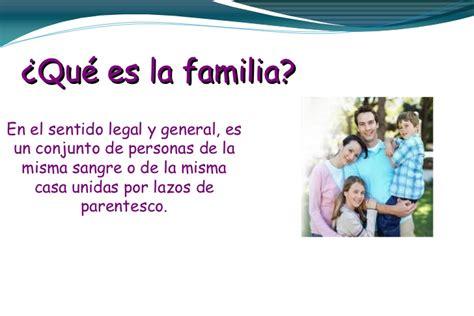 imagenes de la familia brief familia y educacion familiar