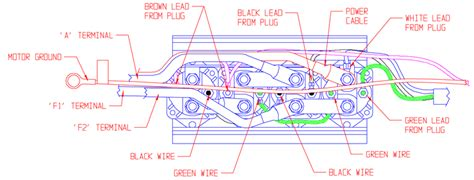 warn m10000 wiring diagram warn winch replacement part